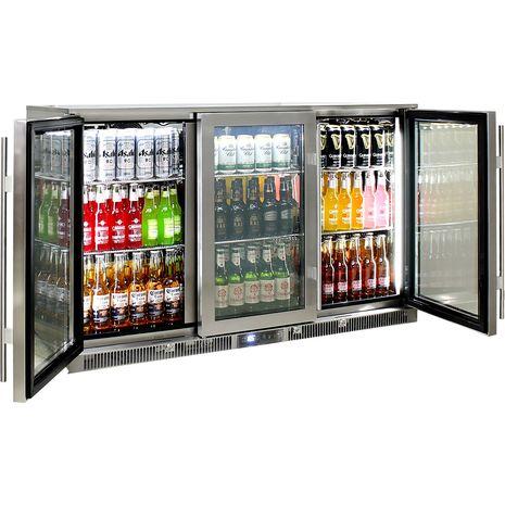 Rhino-Envy-3-Door-Bar-Fridge-Energy-Efficient-Alfresco-Outdoor-rated-ENV3H-SS  4