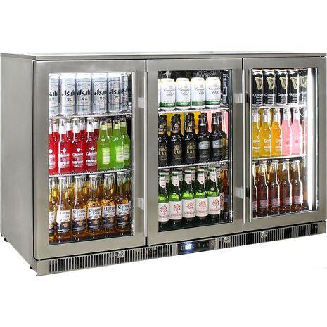 Rhino-Envy-3-Door-Bar-Fridge-Energy-Efficient-Alfresco-Outdoor-rated-ENV3H-SS  5