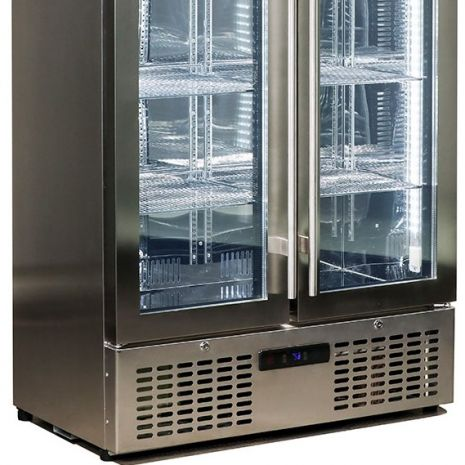 Rhino-Upright-Commercial-Energy-Efficient-Glass-Front-Fridge-SGT2-SS  2