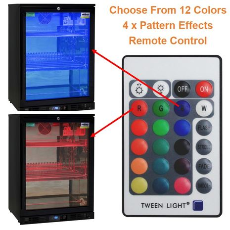Rhino-Bar-Fridge-Multi-Color-Led-Combo-SG1-NightClub-Model