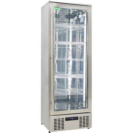 Rhino-Energy-Efficient-Upright-Glass-Door-Fridge-SGT1R-SS  1