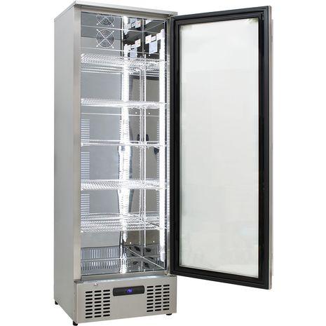 Rhino-Energy-Efficient-Upright-Glass-Door-Fridge-SGT1R-SS  2