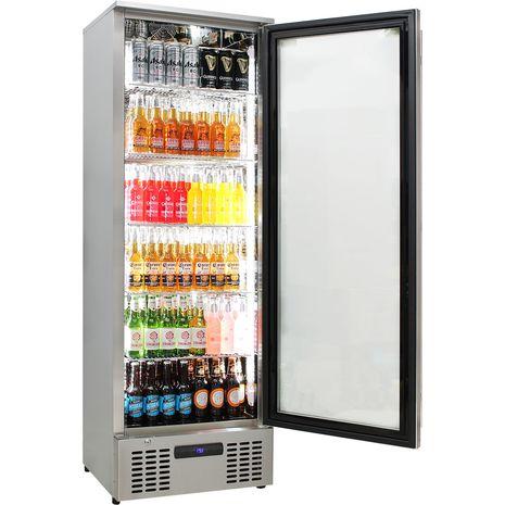 Rhino-Energy-Efficient-Upright-Glass-Door-Fridge-SGT1R-SS  4