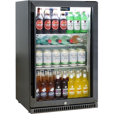 Schmick-1Door-Alfresco-Refrigerator-SK118R-BS  11