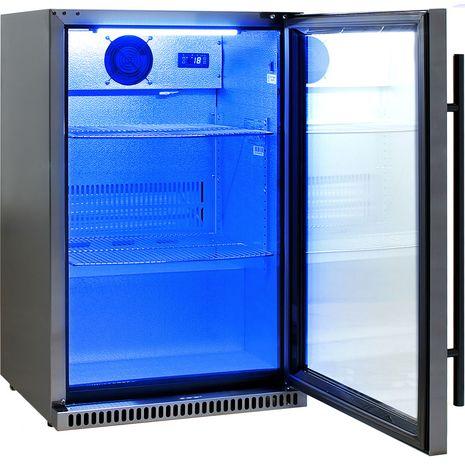 Schmick-1Door-Alfresco-Refrigerator-SK118R-BS  2