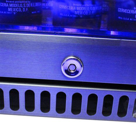 Schmick-Alfresco-Refrigerator-Black-Stainless-Steel-Outdoor-HUS-SK118-BS  4  iopx-t9