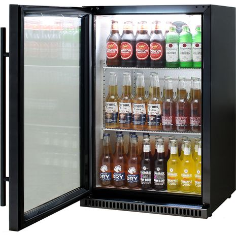 Schmick-Glass-Door-Bar-Fridge-SK118L-B  10