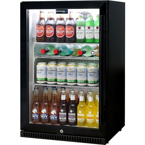 Schmick-Glass-Door-Bar-Fridge-SK118L-B  11