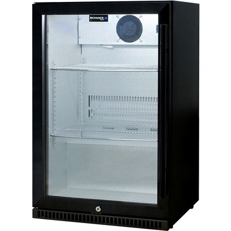 Schmick-Glass-Door-Bar-Fridge-SK118L-B  7