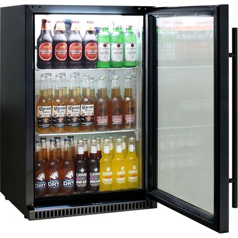 Schmick-Outdoor-Fridge-Heated-Glass-SK118R-B  10