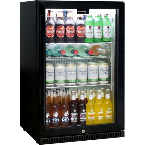Schmick-Outdoor-Fridge-Heated-Glass-SK118R-B  11
