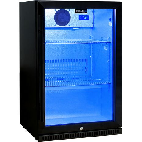 Schmick-Outdoor-Fridge-Heated-Glass-SK118R-B  1