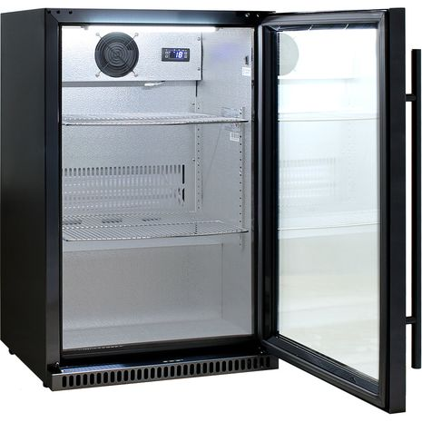 Schmick-Outdoor-Fridge-Heated-Glass-SK118R-B  8