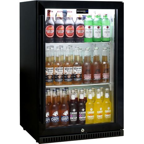Schmick-Outdoor-Fridge-Heated-Glass-SK118R-B  9