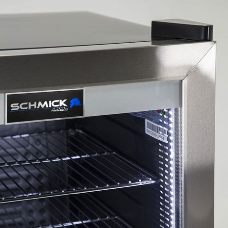 Schmick-98-Litre-Tropical-Bar-Fridge-HUS-SC88-SS- 8  3vc4-9d